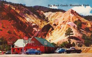 Big Rock Candy Mountain , Utah , 1950-60s ; Gas Station & Cafe/Gift Shop #1
