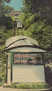 Fenelon Place Elevator, The Fourth Street Lift, World's Steepest, Shortest Sc...