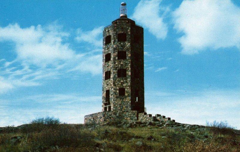 Enger Memorial Tower,Dulth -Superior Harbor