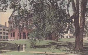 New Hampshire Hanover Bartley Hall Dartmouth College Albertype