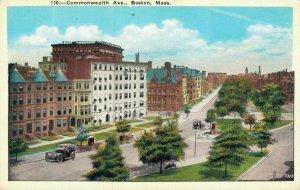 USA Commonwealth Ave Boston Mass Unposted 03.06