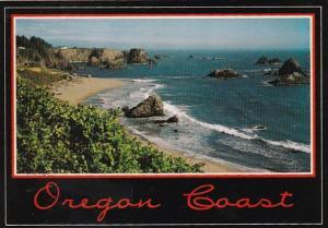 Oregon Coast Harris Beach State Park Near Brookings