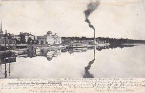 Illinois Rockford Waterwork Park And Boat Landings