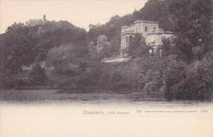 Germany Eisenach Villa Reuter