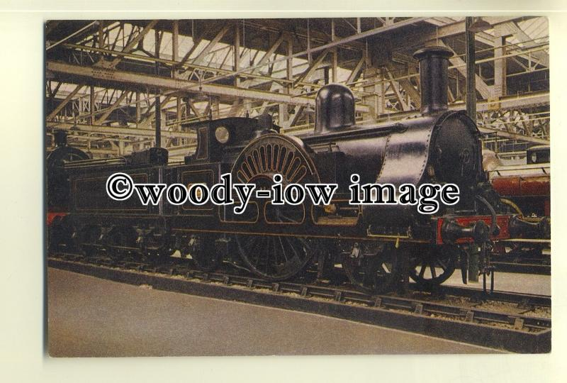ry1016 - London & North Western Railway Engine no 3020 Cornwall - postcard
