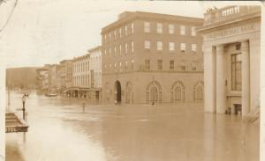 RP: SUNBURY , Pennsylvania,  Flood of 1936 # 4