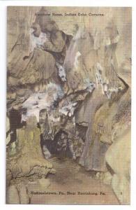 Hummelstown PA Rainbow Room Indian Echo Caverns Linen