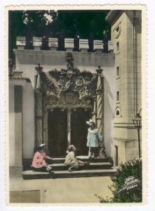 RP  Portugal dos Pequenitos - COIMBRA - Porta da Capela da Universidade, 40-50s