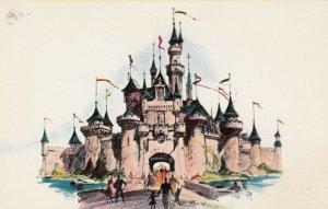 DISNEYLAND , California , 50-60s ; Fantasyland Castle