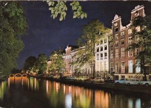 Netherlands Amsterdam Herengracht 1967