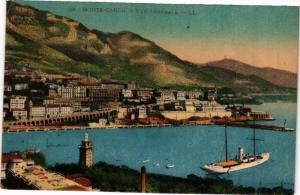 CPA Monte Carlo-Vue générale (234473)