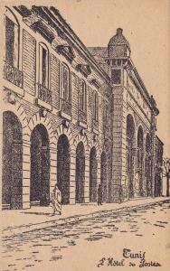 L Hotel des Postes, Tunisie , 00-10s