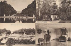 (6 cards) Views at Versailles, France - DB
