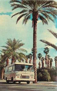Clark Cortez Motor Home Transportation Dexter postcard 9939