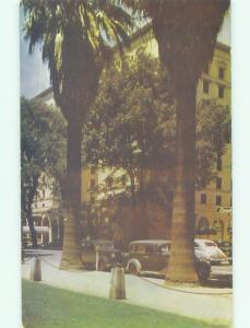 Unused Pre-1980 OLD CARS & SENATOR HOTEL Sacramento California CA hr6353@