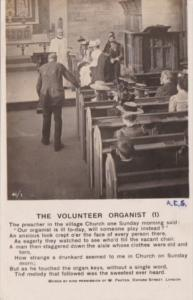 Bamforth Religion Church The Volunteer Organist No 1