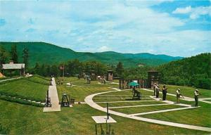 White Sulphur Springs West Virginia~The Greenbrier~Skeet & Trap Shooting~1950s