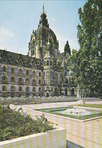 Rathaus Hannover Germany