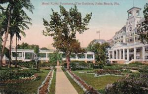 Florida Palm Beach Royal Poinciana The Gardens