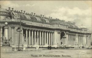 1904 Louisiana Purchase Expo Mogul Egyptian Cigarettes Advertising Postcard 11