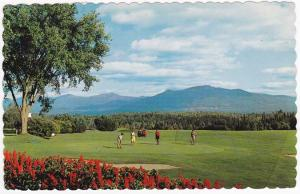 Perfect Day for Golf - Quebec Province, Canada