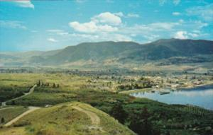 Canada View From The Lookout Penticton British Columbia