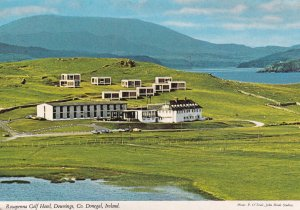 CO. DONEGAL, Ireland, PU-1981; Rosapenna Golf Hotel, Downings