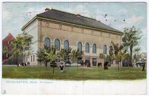 Worcester, Mass, Art Museum