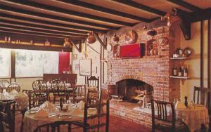 Hadrian's Garden Restuarant, Tudor Dining Lounge reproduction, North Vancouve...