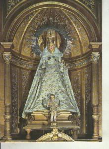 Postal 011617: Virgen Ntra Sra de las Vi?s, Aranda de Duero, Burgos