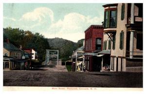 New Hampshire  Concord , Penacock , Main street