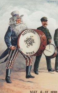 S.E. KEMP : 1990 , Uncle Sam Loves a Parade!