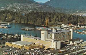 Bayshore Inn, Stanley Park, VANCUVER, British Columbia, Canada, 40-60's