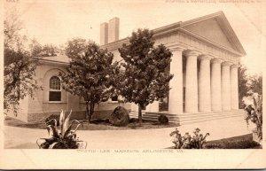 Virginia Arlington Curtis-Lee Mansion