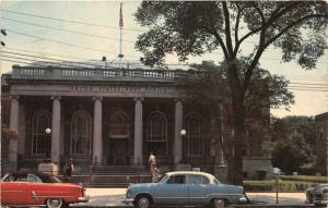 Portsmouth Virginia~US Post Office~Court Street @ King Street~Classic 50s Cars