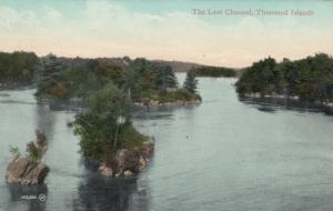 THOUSAND ISLANDS, Ontario , 00-10s; Lost Channel # 2
