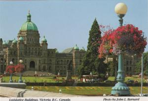 British Columbia - City of Victoria - Legislative Building