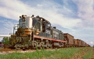 Trains - Southern Pacific #2876 (audio visual series)