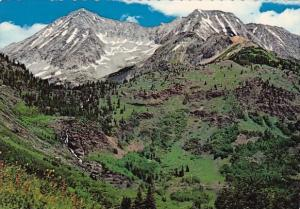 Colorado Marble Snowmass Mountain And Leadking Basin