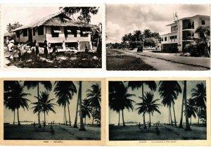 GABON, CENTRAL AFRICA 47 CPA pre-1940 (L2625)