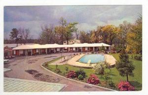 Carolinian Motel,Wilmington,NC / North Carolina 1964