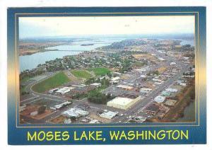 Scenic view, Moses Lake, Washington, 40-60s