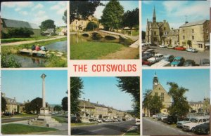 England The Cotswolds Obere Slaughter Broadway Usw - Verschickt 1980