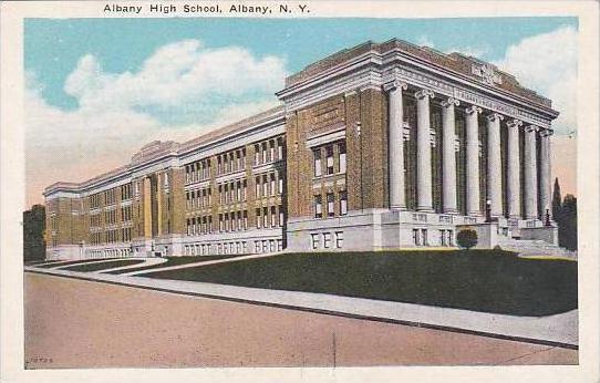 New York Albany Albany High School