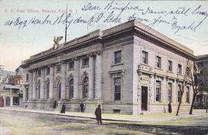 U. S. Post Office, Atlantic City, New Jersey, PU-1907
