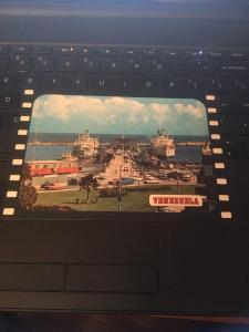 Vtg Postcard: Venezuela, Port of a Guaira