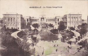 France Marseilles La Palais Longchamp