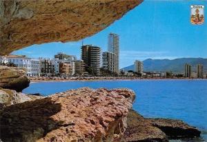 Spain Benidorm Playa de Levante, Beach Panorama Plage