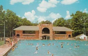 SPRINGFIELD , Missouri , 1950-60s ; Swimming Pool , Fassnight Park