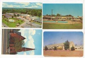 4 PC LOT,Views Around Greenville,South Carolina,40-60s